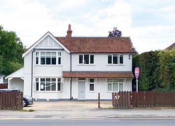 1 bed maisonette to rent in Fleet Road, Fleet, Hampshire GU51
