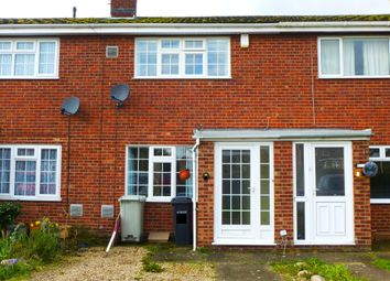 Thumbnail 2 bed terraced house for sale in Canberra Close, Coningsby, Lincoln