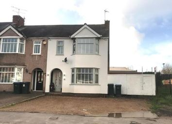 3 bed end terrace house for sale in Addison Road, Keresley, Coventry, West Midlands CV6