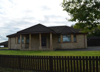 Thumbnail 4 bedroom bungalow for sale in Myothill Road, Denny, Falkirk