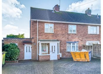 Thumbnail 2 bed semi-detached house for sale in Gilbert Road, Bromsgrove