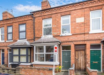 Thumbnail 2 bed terraced house for sale in St Leonards Road, Clarendon Park, Leicester