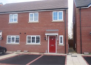 Thumbnail 3 bed semi-detached house to rent in Castings Close, Walsall