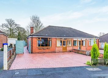 Thumbnail 2 bed bungalow for sale in Selworthy Road, Norton Green, Stoke-On-Trent