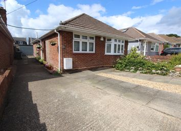 Thumbnail 3 bed detached bungalow for sale in Chaucer Road, Southampton