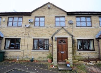Thumbnail 3 bed town house for sale in 21 Delph Croft View, Keighley