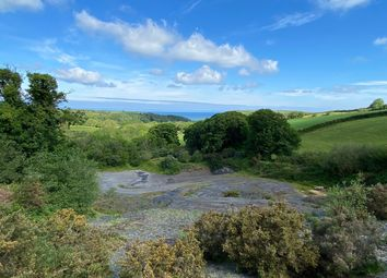 Thumbnail Land for sale in Tanygroes, Cardigan, Ceredigion