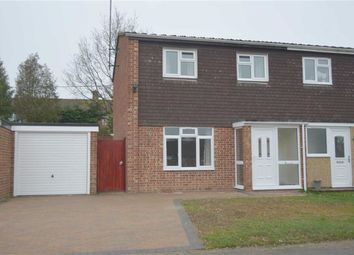 Thumbnail 3 bedroom semi-detached house for sale in Middlefields, Twyford, Berkshire