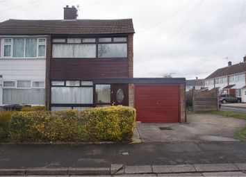 Thumbnail 3 bed semi-detached house for sale in Longfold, Liverpool