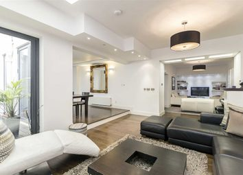 Thumbnail 4 bed flat for sale in Sussex Gardens, London