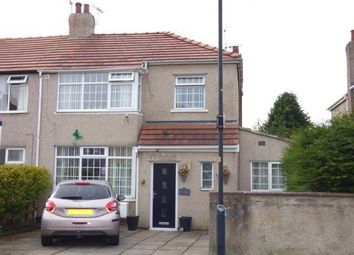 Thumbnail 3 bed semi-detached house for sale in Lymm Avenue, Scale Hall, Lancaster