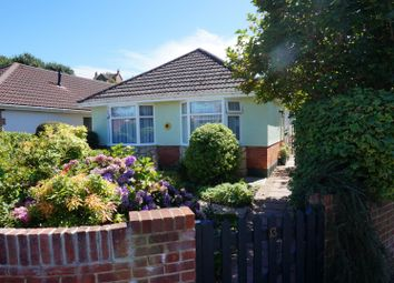 Thumbnail 2 bedroom detached bungalow for sale in Wolseley Road, Poole