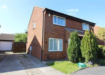 Thumbnail 2 bed semi-detached house to rent in Wansford Close, Billingham