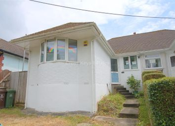 Thumbnail 3 bed bungalow for sale in Budshead Road, Crownhill, Plymouth