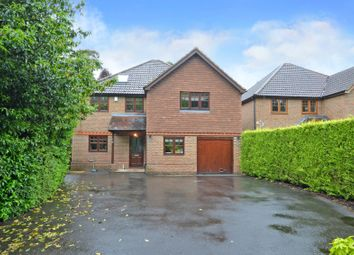 Thumbnail 6 bed detached house to rent in Clewborough Drive, Camberley