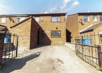 Thumbnail 3 bed terraced house for sale in Shield Close, Oldham