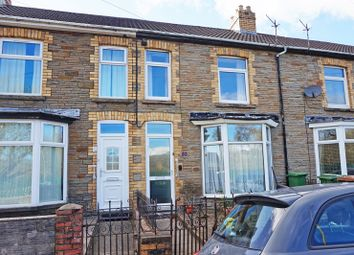 Thumbnail 2 bed terraced house for sale in Brynavon Terrace, Hengoed