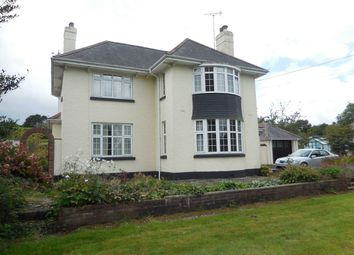 Thumbnail 4 bed town house for sale in North Road, Lampeter