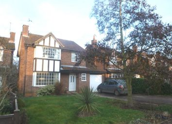 Thumbnail 4 bedroom detached house for sale in Richmond Close, Rushden