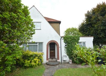 Thumbnail 4 bed end terrace house for sale in Church Lane, Chessington, Surrey.