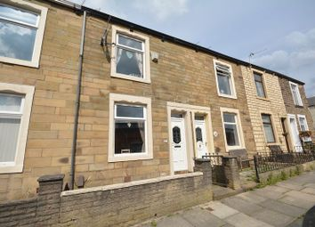 Thumbnail 2 bed terraced house for sale in Atlas Street, Clayton Le Moors, Accrington