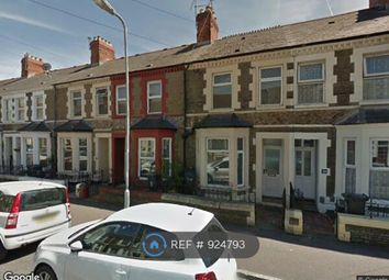 Thumbnail Room to rent in Arran Street, Cardiff