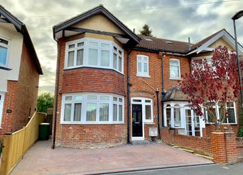 Thumbnail 4 bed semi-detached house for sale in Twyford Avenue, Upper Shirley, Southampton
