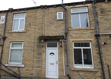 Thumbnail 1 bed terraced house to rent in Westgate, Eccleshill, Bradford