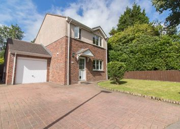 Thumbnail 3 bed detached house for sale in 10 Harcroft Meadow, Douglas