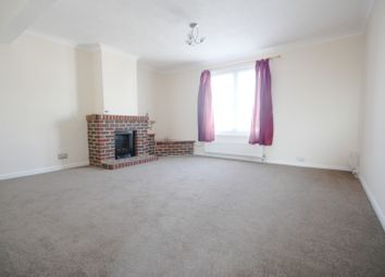 Thumbnail 3 bed maisonette to rent in Sompting Road, Lancing