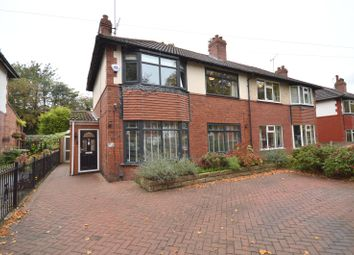 Thumbnail 3 bed semi-detached house for sale in Stainburn Crescent, Leeds, West Yorkshire
