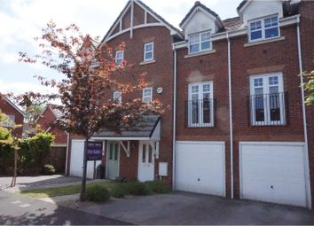 Thumbnail 4 bed town house for sale in Scholars Drive, Edgeley