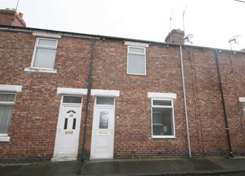 Thumbnail 2 bed terraced house for sale in Poplar Street, Chester Le Street, County Durham