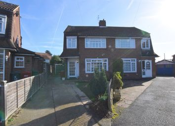 Thumbnail 3 bed semi-detached house for sale in Erica Close, Slough, Berkshire