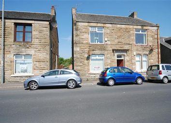 Thumbnail 1 bed flat for sale in Moorpark Road West, Stevenston