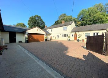 Thumbnail 5 bed detached house for sale in Church Lane, Bugbrooke