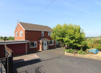 Thumbnail 4 bed detached house for sale in Church Road, Lilleshall, Newport