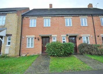 3 bed terraced house to rent in Nethertown Way, Mawsley Village, Kettering, Northants NN14
