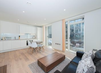 Thumbnail Studio to rent in Atrium Apartments, 12 West Row, London