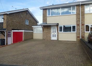 Thumbnail 3 bed semi-detached house for sale in Warwick Close, Braintree