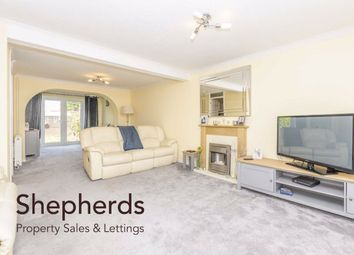 Thumbnail 3 bedroom terraced house for sale in Wharf Road, Broxbourne, Hertfordshire