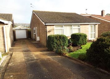 Thumbnail 2 bedroom detached bungalow to rent in Longfields, Swaffham