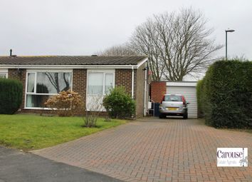 Thumbnail 2 bedroom semi-detached bungalow for sale in Thornhope Close, Washington