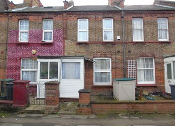 Thumbnail 2 bed terraced house for sale in Moselle Avenue, London