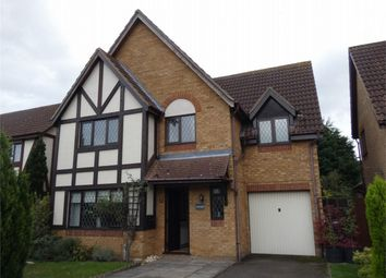 Thumbnail 4 bed detached house for sale in West End, Yaxley, Peterborough, Cambridgeshire