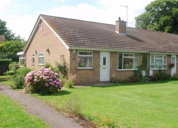 Thumbnail 2 bed terraced bungalow to rent in St. Patricks Green, Patrington, Hull