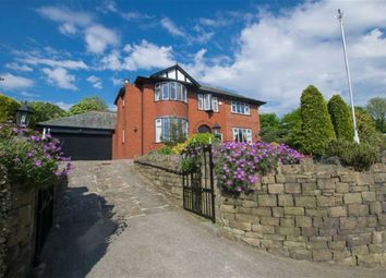 Thumbnail 5 bedroom detached house for sale in Mottram Old Road, Stalybridge