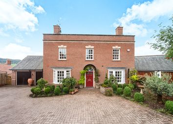 Thumbnail 4 bedroom detached house for sale in West Park Road, Sidmouth