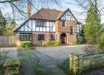 Thumbnail 5 bed detached house for sale in South Parade, Lake Avenue, Bury St. Edmunds