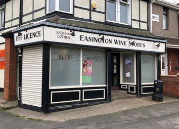 Thumbnail Retail premises for sale in Glebe Crescent, Easington